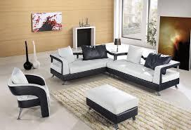 image of modern sofa sets leather
