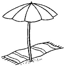Small Picture Coloring Pages Of Beach Umbrellas Coloring Pages