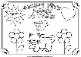 Dessin Bon Anniversaire Mamie Voir Le Dessin Coloriage