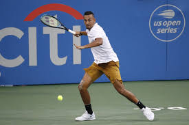 47 in the world in men's singles by the association of. Nick Kyrgios Withdraws From Us Open Over Virus Concerns Daily Sabah
