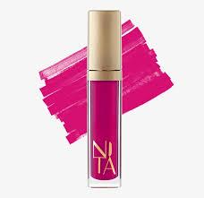 saree matte liquid lipstick in purple