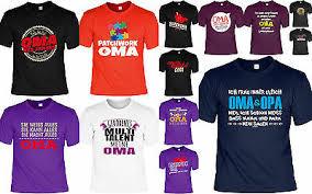 Geschenkset Oma T Shirt Set Geburtstag Lustiges Sprüche Großmutter