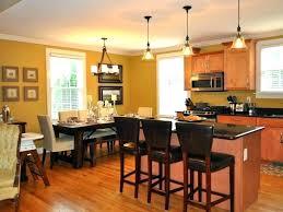 kitchen dining room lighting ideas. Beautiful Ideas Kitchen Dining Room Lighting Ideas Table Long  On Kitchen Dining Room Lighting Ideas N