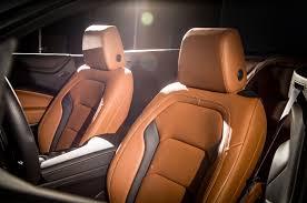 2016 chevrolet camaro convertible front seats