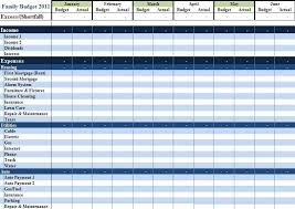 budget spreadsheet excel template personal budget