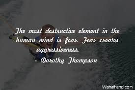 Fear Quotes Fear Quotes 42