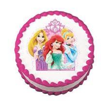 Disney Princess Birthday Party Edible Cake Image Icing Decoration