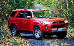 Comparison - Toyota 4Runner Limited 2017 - vs - Toyota Fortuner ...