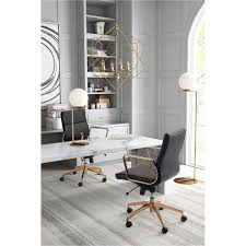 Black and gold furniture Spray Painting Wood Sleek And Sassy Black And Gold Office Chair Scientist Rc Willey Furniture Store Rc Willey Sleek And Sassy Black And Gold Office Chair Scientist Rc Willey