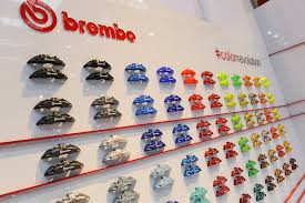 Brembo Celebrates Its First 25 Years Of Colour Brembo