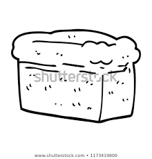 loaf of bread drawing. Contemporary Loaf Line Drawing Cartoon Loaf Of Bread To Loaf Of Bread Drawing