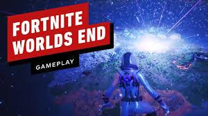 Fortnite: Watch the FULL World Ending Event Before Season 11 ...