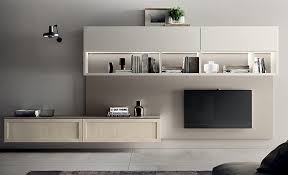 Wall furniture for living room Bedroom Living Carattere Scavolini Usa Living Room Scavolini Usa Italian Living Room Decoration Ideas And