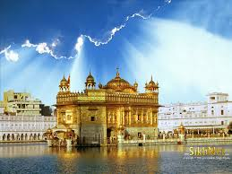 golden temple a sikh gurdwara in amritsar punjab travel  golden temple beautiful cloudy view