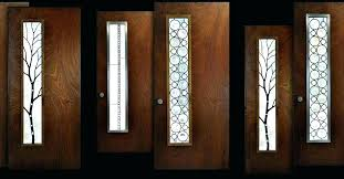 front door oval glass inserts entry door oval glass inserts replacement
