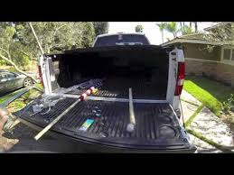 How to build flag mount for truck - YouTube