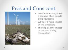 Wind Power Pros And Cons Chart Full Final Powerpoint
