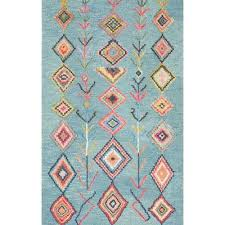 belini turquoise 9 ft 6 in x 13 ft 6 in area