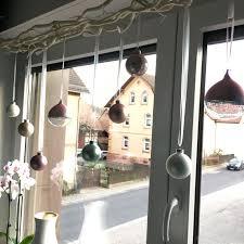 Weihnachtskugeln Ast Fenster Weihnachtsdeko Fenster Ast
