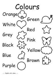 5c29066ff4904278bb7561902542dbed worksheets colours worksheet แบบฝึกหัด english with adam a pinterest english on identifying prepositional phrases worksheet