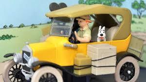 Tintin Kuifje In Tin Tentoonstelling Nationaal Tinnen Figuren