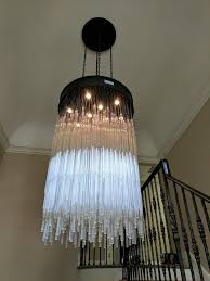 photo of bays electric redwood city ca united states rain chandelier from