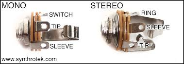 wiring a 1 4 inch jack socket data wiring diagram u2022 rh vitaleapp co 1 4 stereo plug wiring 1 4 stereo plug wiring