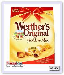 Купить Набор карамельных <b>конфет Werther'S Original</b> Golden Mix ...
