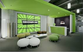 cool office space design. 5. Groupon Cool Office Space Design