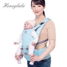 <b>Honeylulu</b> 3 in 1 <b>Ergonomic Baby</b> Carrier Four Seasons Sling For ...