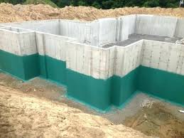 waterproofing exterior concrete block walls what is exterior waterproofing best home decorating