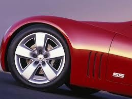 2003 Chevrolet SS Concept | Chevrolet | SuperCars.net