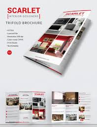 Small Picture Interior Design Brochure 25 Free PSD EPS InDesign Format