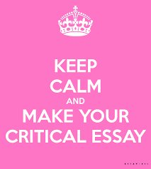 english essay topics critical essay about article