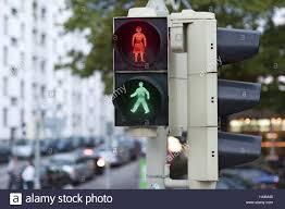 Pedestrian Light Crossing Pedestrian Crossing Light Traffic Light Little Man Icon