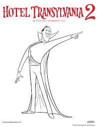 Small Picture Halloween Coloring Pages Hotel Transylvania Coloring Pages