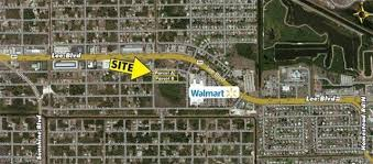Walmart In Lehigh Acres 2719 4th St W Lehigh Acres Fl 33971 Recently Sold Land Sold
