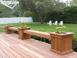 deck garden box. Deck Garden Box Best Planters Ideas On Privacy Using Plants Backyard And