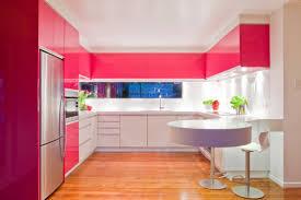 daring and bold modern kitchen cabinet idea