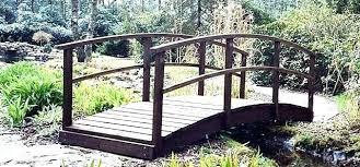backyard bridge small garden bridge wooden garden bridge wooden garden bridge garden bridges backyard wooden bridge