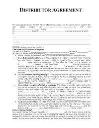 Distribution Agreement Template Gtld World Congress