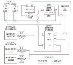 driving light wiring harness diagram driving image wiring diagram for multiple driving lights wiring auto wiring on driving light wiring harness diagram