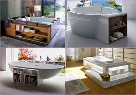 fascinating bathtubs with built in storage