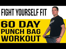 punch bag workout 60 day program for