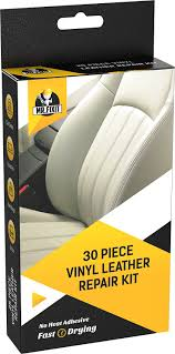 30pc set leather vinyl repair kit re any material scratch restoration best for couch car seats sofa jacket com