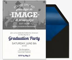 Online Graduation Party Invitations Free Graduation Party Invitations Evite Com