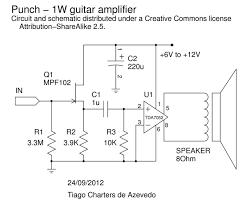 cigar amp diagram wiring diagram inside