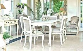 French country dining room furniture Cottage White Country Dining Table French French Country White Dining Room Furniture White Country Style Dining Table Wellsbringhopeinfo White Country Dining Table Cottage Dining Chair White Based Dining