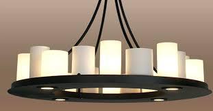 pillar candle round chandelier sound co