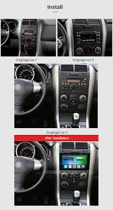 8 Inch Aftermarket Android 7.1 Touch Screen GPS Navigation system ...
